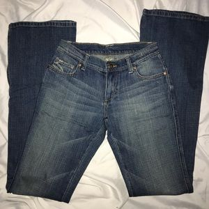 Wide legged jeans size 30